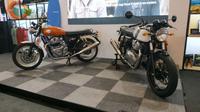 Apa Istimewanya Model Dua Silinder Royal Enfield Buatan India? (Arief A/Liputan6.com)