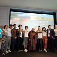 Film Dilan 1991 mendapatkan dua rekor MURI