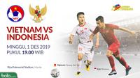 Sea Games 2019 - Sepak Bola - Vietnam Vs Indonesia (Bola.com/Adreanus Titus)