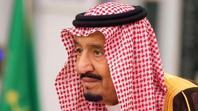 Raja Arab Saudi, Salman bin Abdulaziz Al Saud. (Saudi Press Agency, via AP)