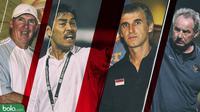Trivia Pelatih Timnas Indonesia di Piala AFF (Bola.com/Adreanus Titus)