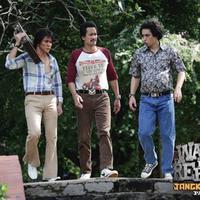 Film Warkop DKI Reborn: Jangkrik Boss Part 1. Foto: Instagram (@abimana_arya)