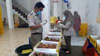 Sumatera Barat (Sumbar) sukses mengekspor 58,9 ton manggis ke mancanegara dengan total nilai Rp 21,1 miliar.