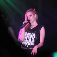 Avril Lavigne, Jakarta (Liputan6.com/Herman Zakharia)