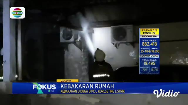 Fokus Pagi menyajikan beberapa berita di antaranya, Gempa Berkekuatan Magnitudo 6,2, Banjir Rendam Permukiman, Menipisnya Lahan Makam Pasien Covid-19.