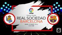 Real Sociedad vs Barcelona (liputan6.com/Abdillah)