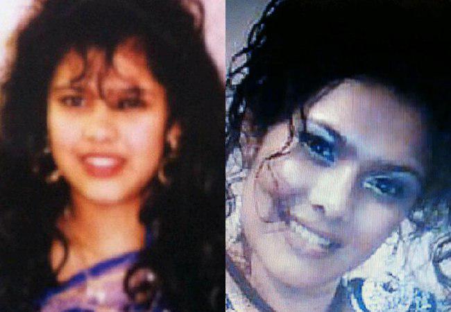 Wajah Shabana sebelum terserang penyakit misterius | foto: copyright dailymail.co.uk