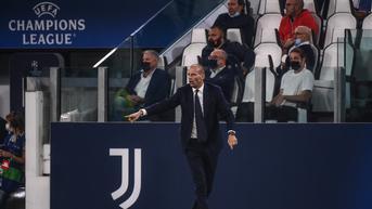 Juventus Kalah dari Sassuolo, Allegri Soroti Masalah Mental
