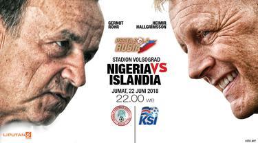 Prediksi Nigeria vs Islandia