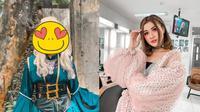 Camelia Putri tampil dalam drama kolosal (Sumber: Instagram/cameliaputricp)