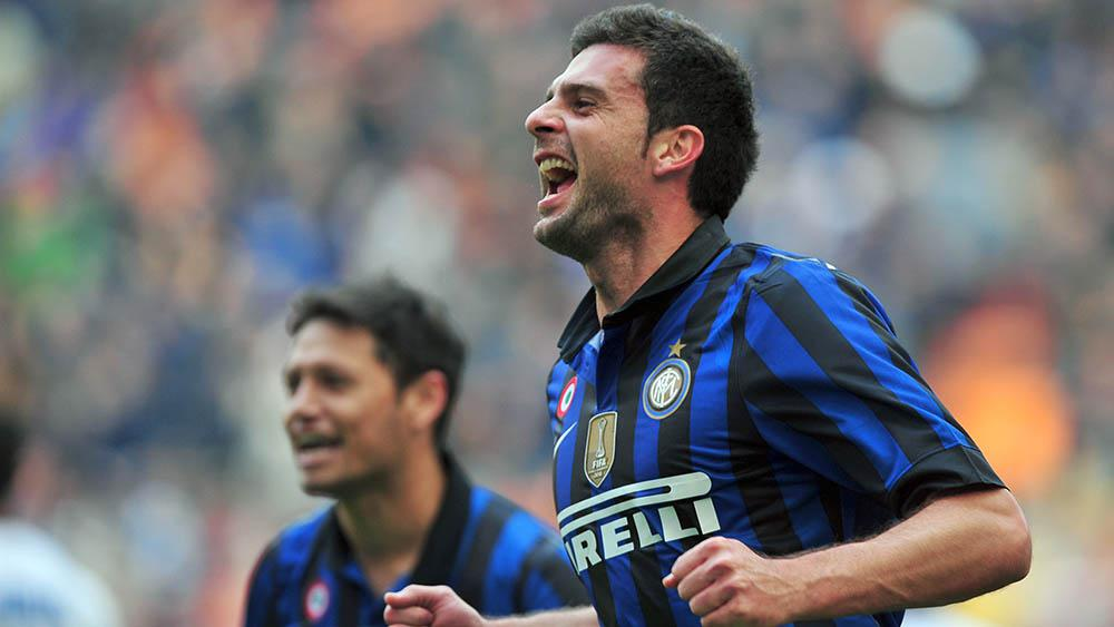 Thiago Motta diboyong Jose Mourinho dari Barcelona ke Inter Milan (AFP/Giuseppe Cacace)