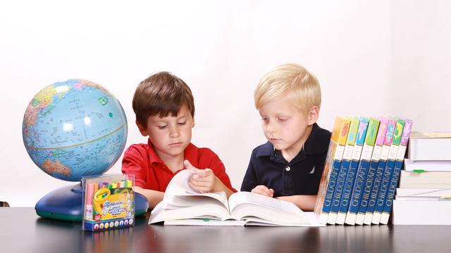 Ilustrasi Ruang Belajar Anak
