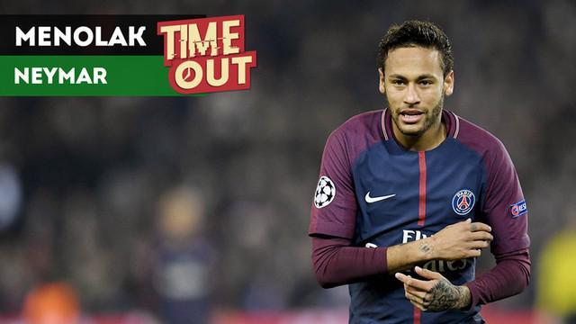 Berita video Time Out kali ini tentang 3 sosok penting yang menolak kehadiran Neymar di Real Madrid.