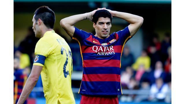 Villarreal dengan gigih mampu bangkit dari ketertinggalan 0-2 dari Barcelona hingga berhasil menyamakan kedudukan menjadi 2-2 pada lanjutan kompetisi La Liga Spanyol, Minggu (20/3/2016).