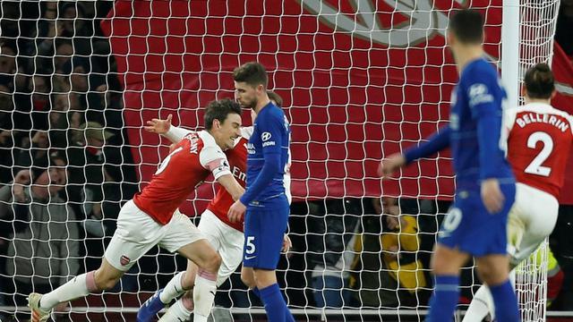 Bungkam Chelsea, Arsenal Pertahankan Tren Apik di Kandang