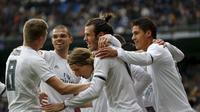 Real Madrid Vs Sporting Gijon (Reuters)