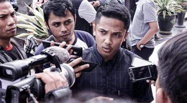 Aktivis Provinsi Gorontalo Fian Hamzah (Arfandi Ibrahim/Liputan6.com)