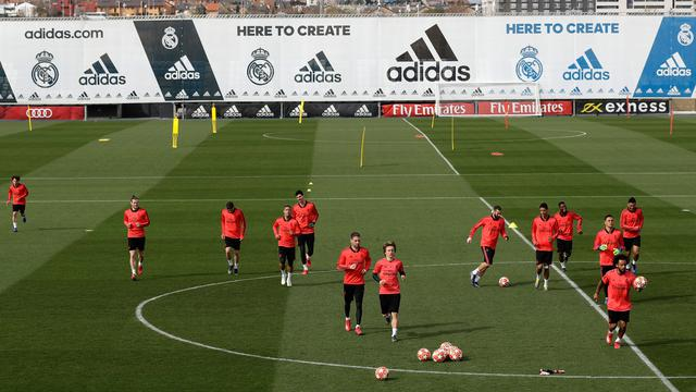 Real Madrid Tak Kendor Hadapi Ajax Amsterdam di Bernabeu