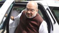 Amit Shah, Menteri Dalam Negeri India (AP)