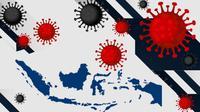 Banner Infografis 4 Provinsi dan 25 Kabupaten/Kota Menuju New Normal. (Liputan6.com/Trieyasni)