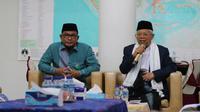 Cawapres nomor urut 01 Ma'ruf Amin di Balikpapan. (Merdeka.com/ Ahda Baihaqi )