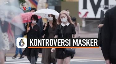 kontroversi masker