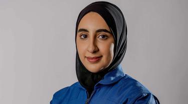 Nora Al Matrooshi menjadi astronot Uni Emirat Arab wanita pertama.