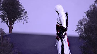 Ilustrasi Assassin's Creed