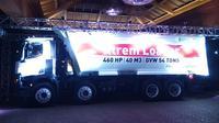 Renault Trucks meluncurkan truk K Range untuk pasar komersial di Indonesia. (Dian / Liputan6.com)