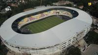 Penampakan Megahnya Stadion Manahan Solo (Dok Kementerian PUPR)