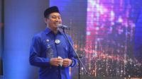 Hamim Pou, Bupati Kabupaten Bone Bolango (Arfandi Ibrahim/Liputan6.com)
