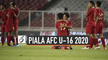 Timnas Indonesia U-16 memastikan diri lolos ke putaran final Piala AFC 2020 setelah mengakhiri babak kualifikasi di peringkat kedua Grup G. Pasukan Bima Sakti melangkah setelah berstatus satu dari empat runner up terbaik.