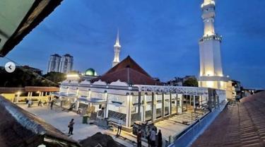 Anies Baswedan Dukung Masjid Luar Batang Jadi Destinasi Wisata Religi di Jakarta