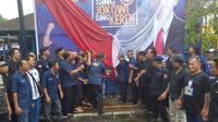 BaRa Komando Pemenangan Jokowi-Ma'ruf Amin Jembrana