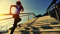 Ingin tetap kulit sempurna selama olahraga? Simak beberapa hal yang harus Anda lakukan di sini. (iStockphoto)