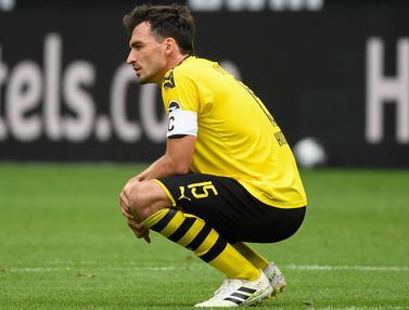 Borussia Dortmund Dipermalukan Hoffenheim