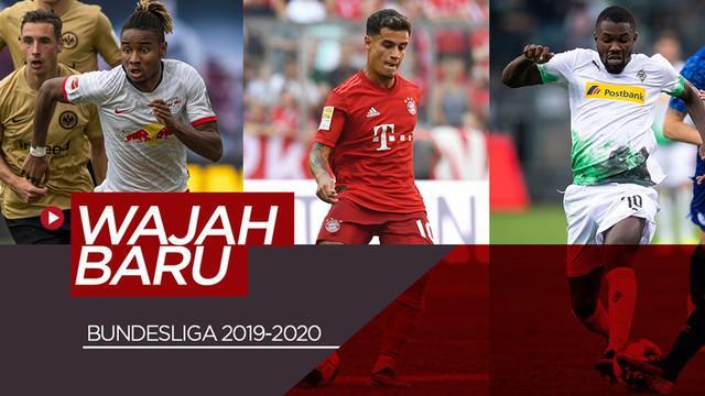 Berita video wajah-wajah baru di Bundesliga 2019-2020 yang layak diperhitungkan. Siapa saja mereka?