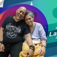 Perjuangan istri Indro Warkop setahun belakangan lawan kanker paru-paru yang diderita. (Foto: Instagram/indrowarkop_asli Desain: Muhammad Iqbal Nurfajri/Bintang.com)