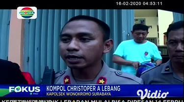 Sebuah toko emas di Jalan Raya Wonokromo nomor 26 Surabaya, Jawa Timur disatroni perampok pada Sabtu (15/2) sekitar pukul 15.00 WIB. Saat melancarkan aksinya, perampok yang berjumlah dua orang ini disebut memegang sebilah clurit dan senjata api.