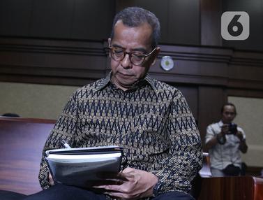 Mantan Dirut Garuda Indonesia Jalani Sidang Dakwaan