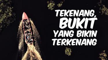 Jalan-jalan di pulau Kalimantan gak asik kalo gak mampir ke Bukit Tekenang. Kata orang-orang, kalo kesini pasti bikin kita bakal terkenang. Masa sih?