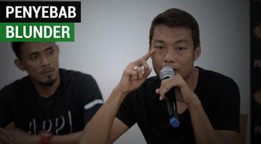 Berita video mantan bek Timnas Indonesia, Hamka Hamzah, mengungkapkan penyebab dirinya dan Maman Abdurrahman bisa blunder pada laga leg I Final Piala AFF 2010.