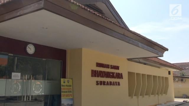 Polisi masih mendalami keterangan istri terduga pemilik bom di Bangil Pasuruan, yang meledak hingga menimbulkan korban sang anak.
