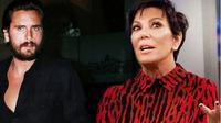 Kris Jenner berharap Scott Disick akan berubah menjelang tahun 2016. Tapi, kenyataan ternyata tak seindah impian.