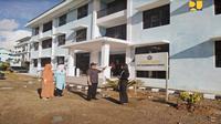 Kementerian PUPR bangun rusun mahasiswa di Sorong (Foto: Dok Kementerian PUPR)