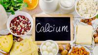 Ilustrasi Makanan yang Mengandung Kalsium (sumber: iStockphoto)