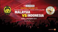 Prediksi Malaysia Vs Indonesia (Liputan6.com/Trie yas)