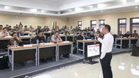 Kementerian Ketenagakerjaan meminta kepada Kepolisian RI untuk meningkatkan kerjasama penegakan hukum ketenagakerjaan.