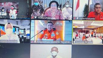 Megawati Ingatkan Jangan Ada Lagi yang Gagap Tangani Bencana