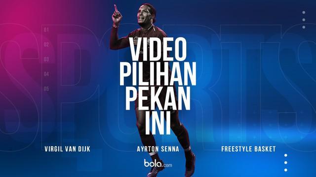 Berita video pilihan pekan ini mulai dari terpilihnya Virgil van Dijk sebagai pemain terbaik versi PFA dan 25 tahun meninggalnya legenda F1 Ayrton Senna.